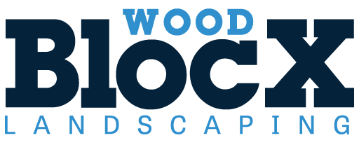 WoodBlocX landscaping